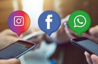 Checa las causas de las fallas WA, FB e Instagram
