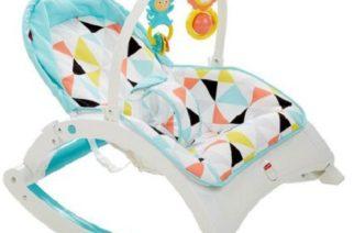 Sacan del mercado sillas de Fisher-Price tras muerte de 30 bebés