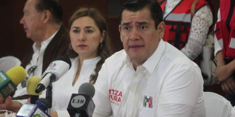 Si no baja Veolia tarifas comerciales, Netza Ventura amaga con realizar huelga de hambre