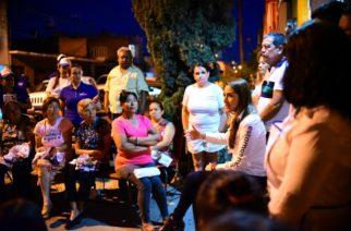 (Video) Vecinos del Fraccionamiento México respaldan a Tere Jiménez