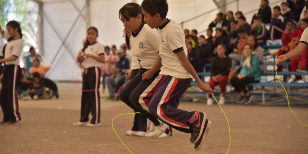 Fomenta Jesús María los juegos tradicionales entre los niños