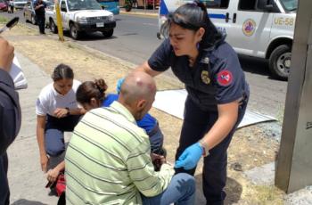 Karma, se roba un coche y choca, posteriormente es detenido en Aguascalientes