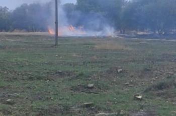 Se registra otro incendio en La Pona