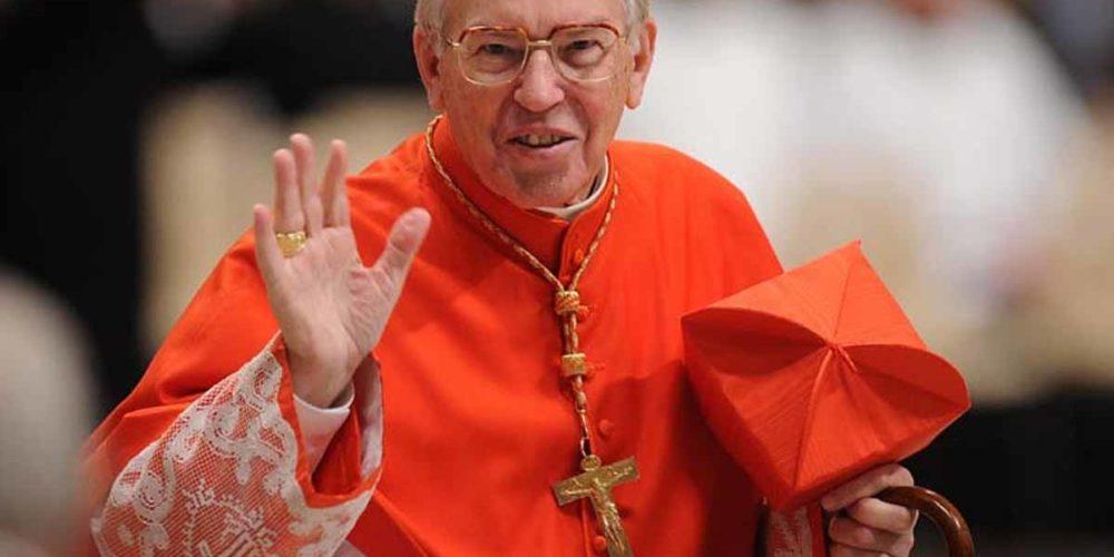 'Violar a una niña es menos grave que un aborto', afirma Cardenal