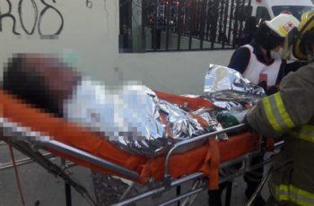 Muere mujer que sufrió quemaduras en explosión de edificio de Pilar Blanco