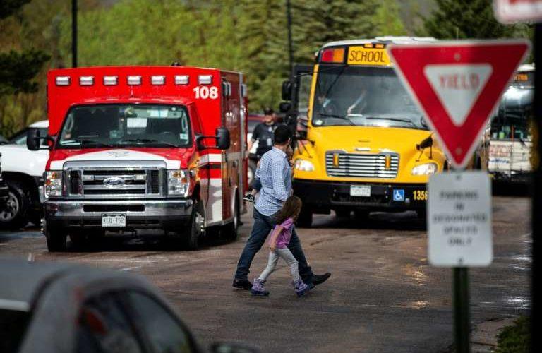 Tiroteo en escuela de EEUU deja ocho heridos