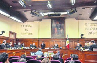 SCJN emplaza al Congreso a establecer parámetros para fijar sueldo del Presidente