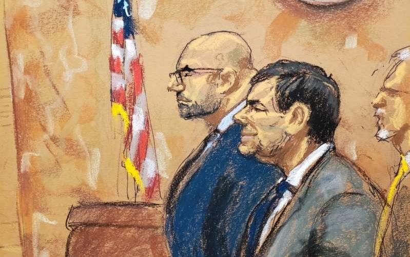 El Chapo pide tapones para los oídos y agua embotellada