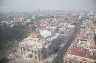 Suspenden clases este jueves por contingencia ambiental en la Ciudad de México