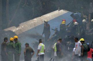 Error humano ocasionó caída de avión que dejó 112 muertos, dice autoridad cubana