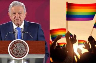 AMLO decreta el Día Nacional de la Lucha contra la Homofobia