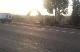 Identifican a motociclista que murió en Cosío