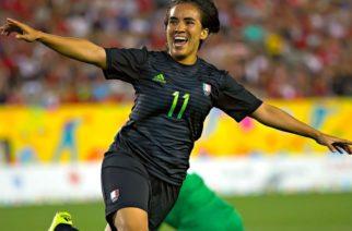 Gol de mexicana, el mejor en la historia de Mundiales Femeninos