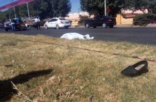 Muere atropellada guardia de seguridad de Teleperformance en Aguascalientes