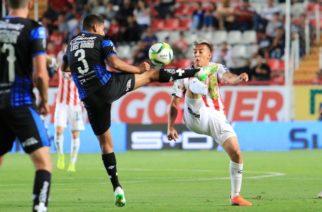 Necaxa derrota a Querétaro y enfrentará a Rayados en la liguilla