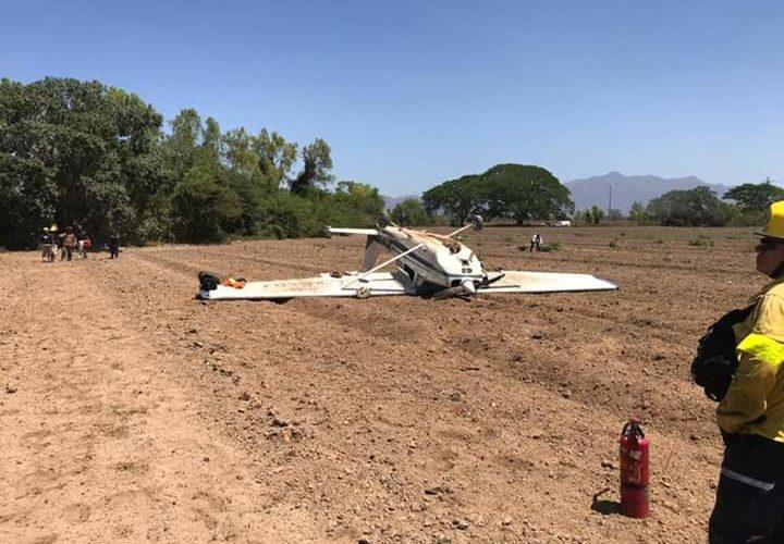 Cae avioneta en Jalisco con dos aguascalentenses abordo. Se salvaron