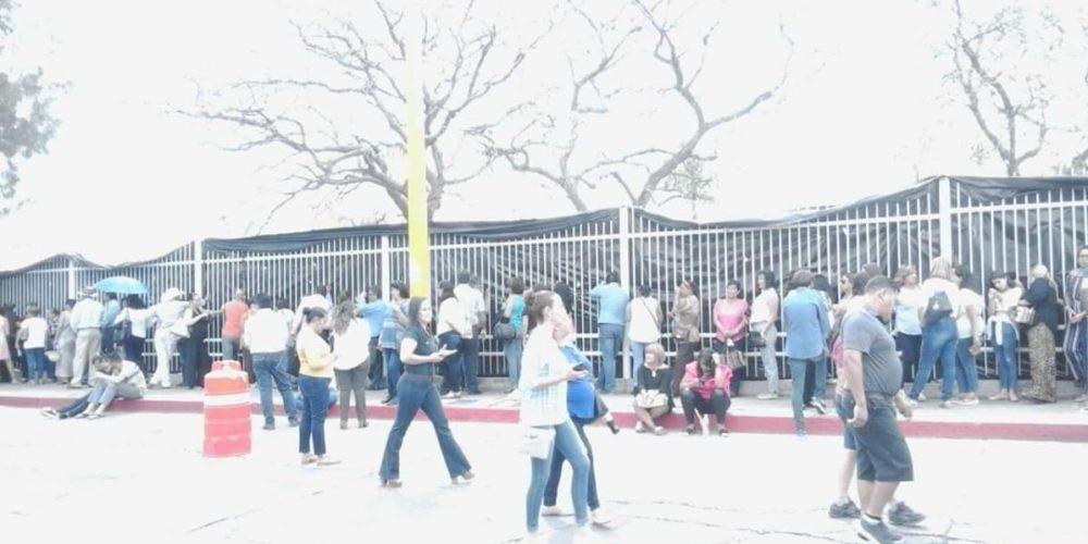Tache para GobAgs dejan fuera de su festejo a maestros por invitar a burócratas