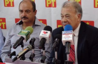 """""""Trabajar por el país no es delito"""": Alberto Anaya tras 25 años cómo líder del PT"""