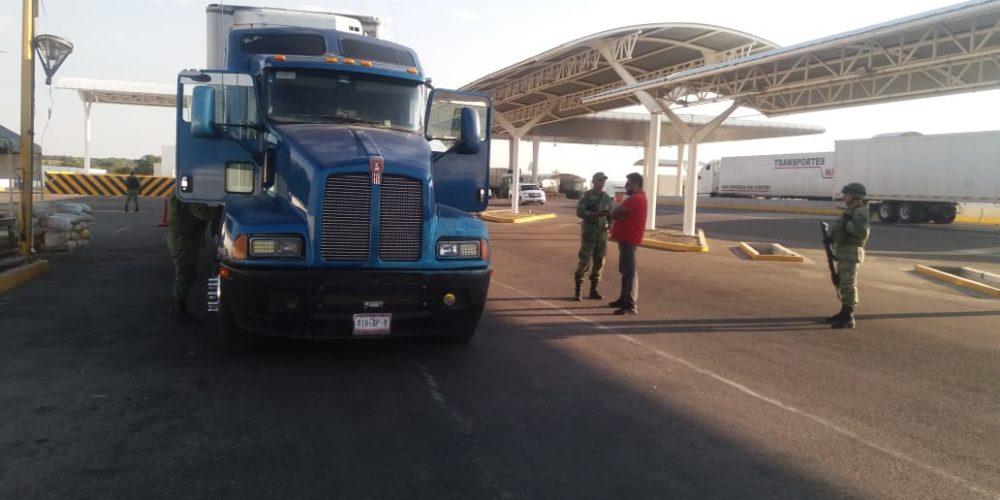 Militares aseguran casi 10 kilos de cristal en Aguascalientes