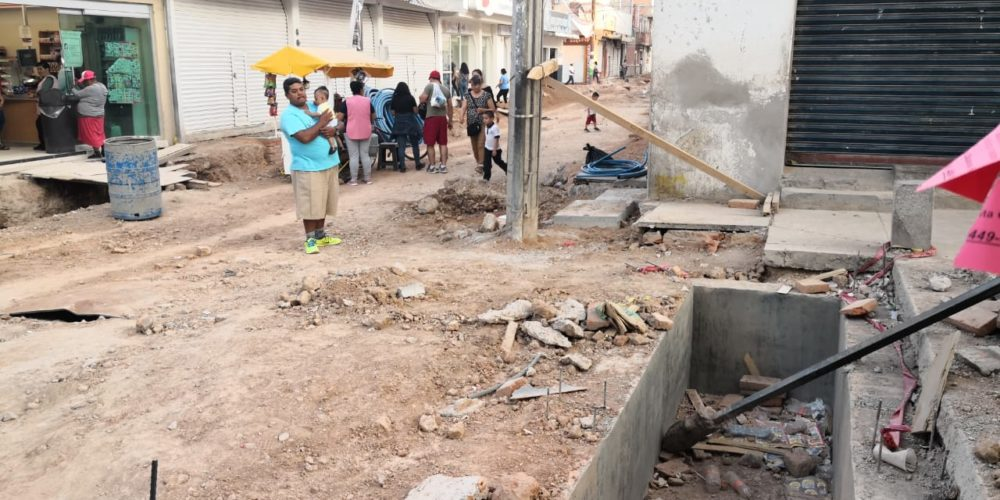Alcalde de Rincón de Romos anda en campaña y afecta economía de pobladores