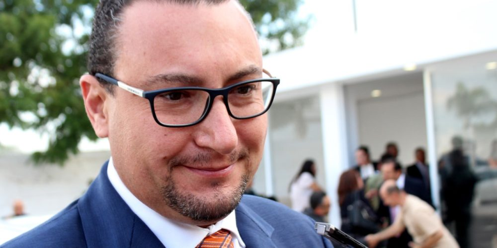 Quiero ser alcalde de Aguascalientes: Paulo Martínez