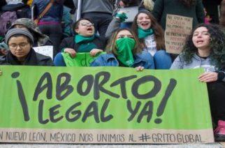 México aprueba el aborto legal en caso de riesgo a la salud
