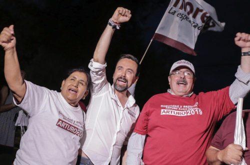 Encuesta: 5 de cada 10 vieron ganar el debate a Arturo Avila