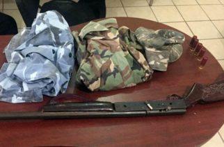 Escapó de policías de Aguascalientes y Zacatecas, abandonó su arma y coca