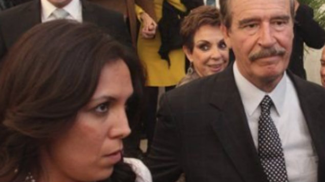 Vinculan a Ana Cristina hija de Vicente Fox con secta sexual