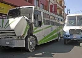 Camiones urbanos sin permisos vigentes saldrán de circulación, reiteran advertencia