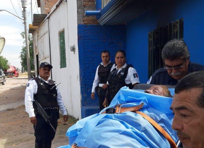 Incendio provoca lesiones a dos mujeres en Aguascalientes