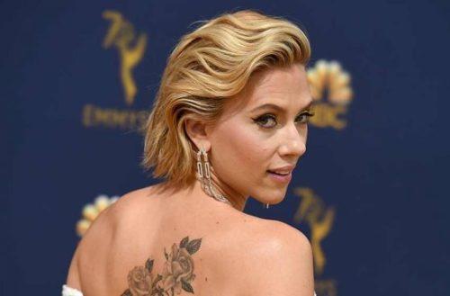 Scarlett Johansson se casará con Colin Jost