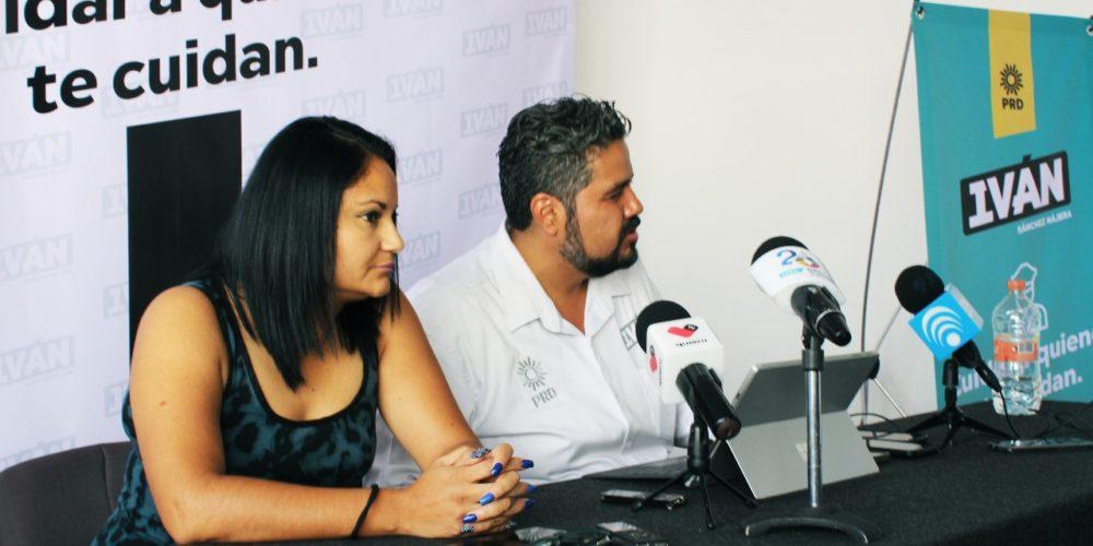 Iván Sánchez dignificará a la policía municipal
