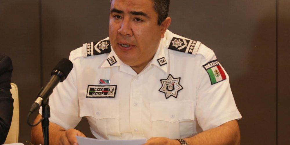 Adelanta Sánchez instalación de  4 mil cámaras de seguridad en la ciudad
