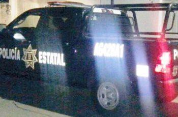 Robaron pantallas de un hotel pero fueron detenidos por la policía
