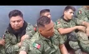 CNDH rechaza agresiones y retención de militares en Michoacán
