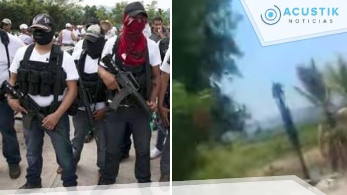 Sicarios de los Viagras se burlan en balacera de pistoleros del CJNG