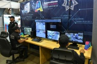 Policía municipal de Aguascalientes a la vanguardia en tecnología