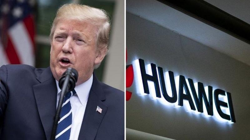 EUA levantará veto a Huawei tras acuerdo con gobierno chino