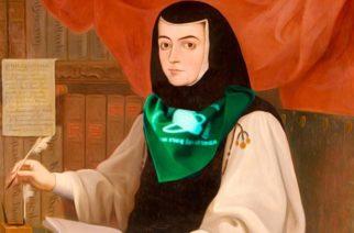 Si viviera Sor Juana tendría twitter