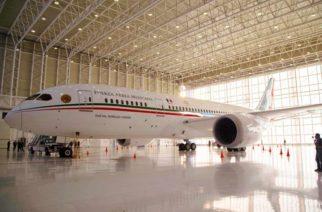 Financiará avión presidencial el plan migrante