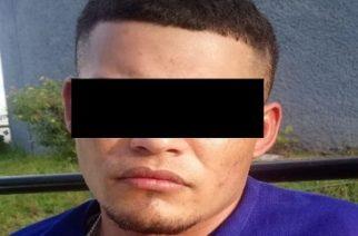 Detienen a acosador de mujeres con droga en Rincón de Romos