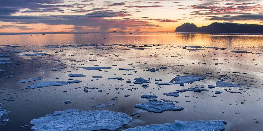 Una crucial roca en la Antártida nos protege de una inundación