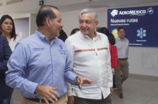 Federación y Estado trabajarán de la mano en beneficio de México