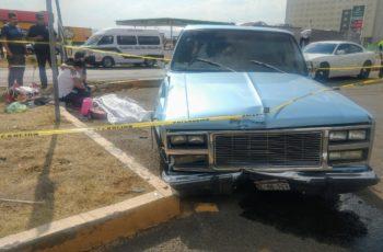 Terrible accidente frente a Nissan 1 deja una bebé y una menor muertas