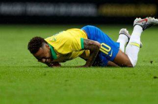 Brasil confirma la baja de Neymar de la Copa América por lesión