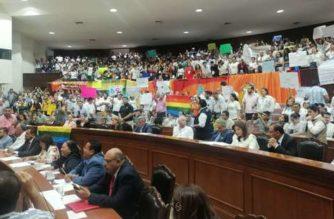 Diputados de Morena sabotean el matrimonio igualitario en Sinaloa