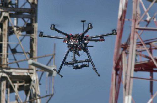 Drones antiincendios: los nuevos guardabosques