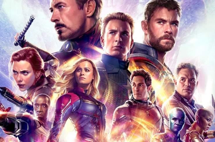 'Avengers Endgame' vuelve a los cines con nuevas escenas