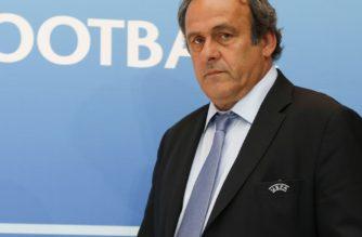 Michel Platini fue detenido en París por presunta corrupción